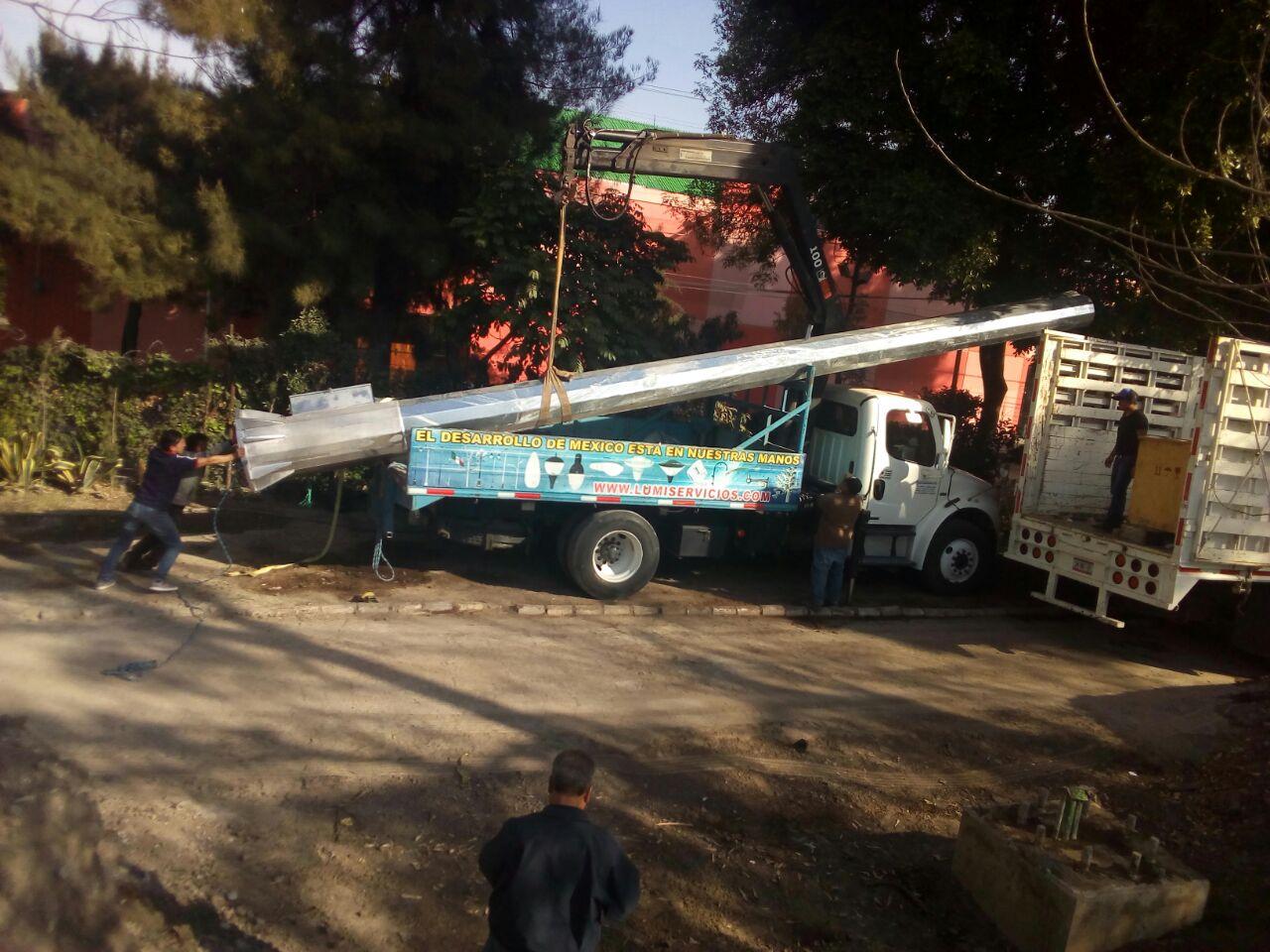 Superpostes En Delegación Iztacalco CDMX