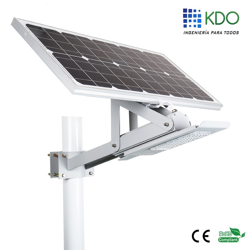 SOLAR STREET LIGHT VERTICAL